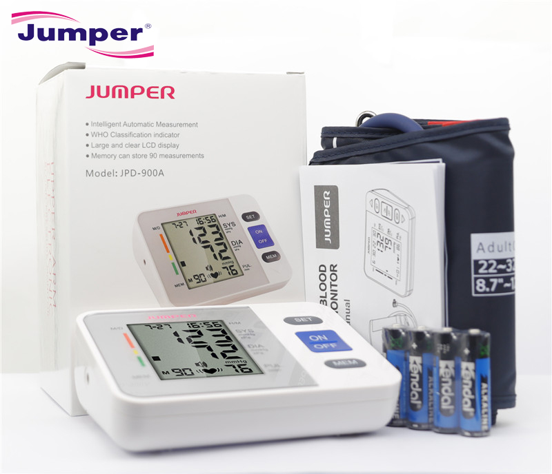 Jumper JPD 900A – Blood Pressure Monitor ( Tensimeter )