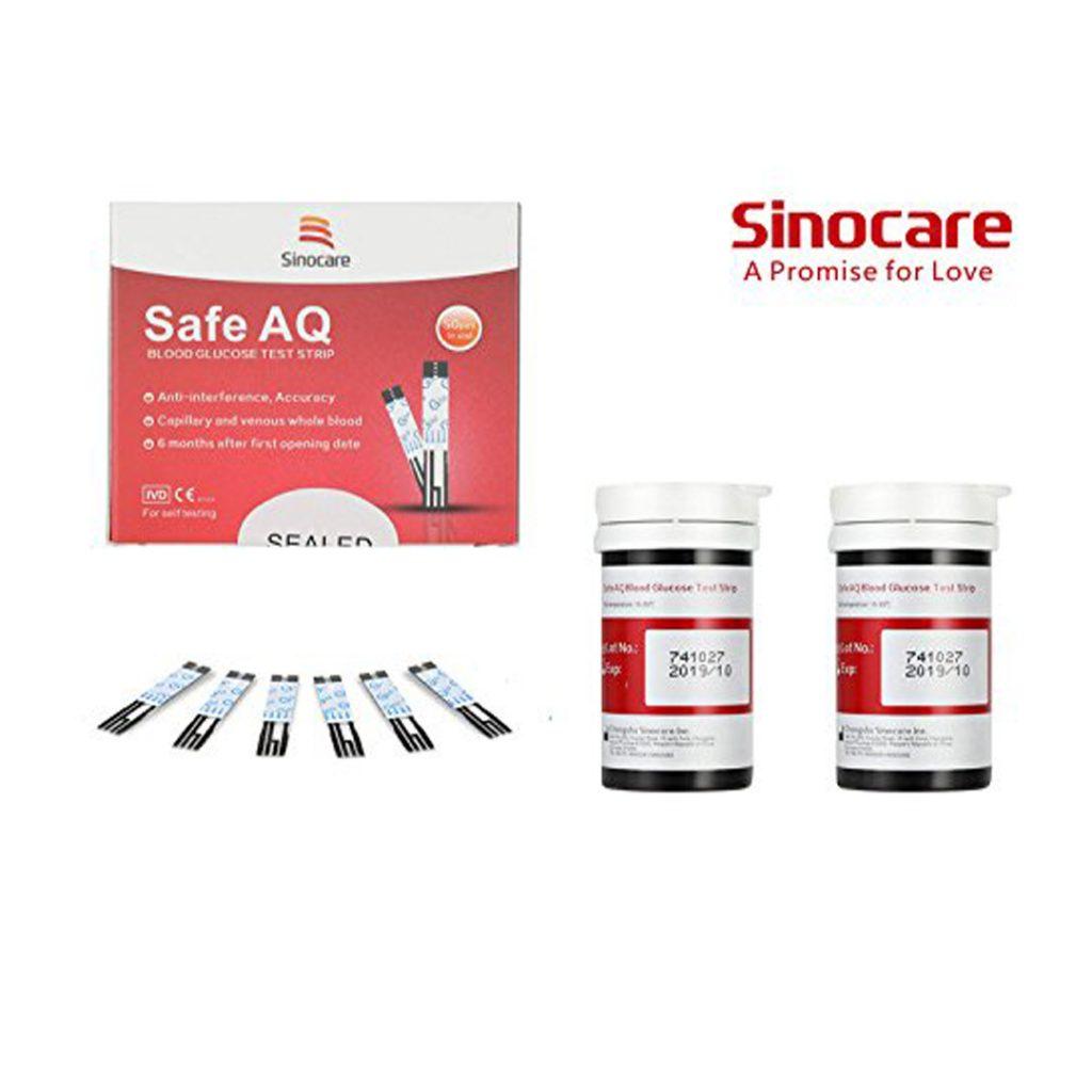 Sinocare SIN.G50 – Strip Glucose @50 Strip