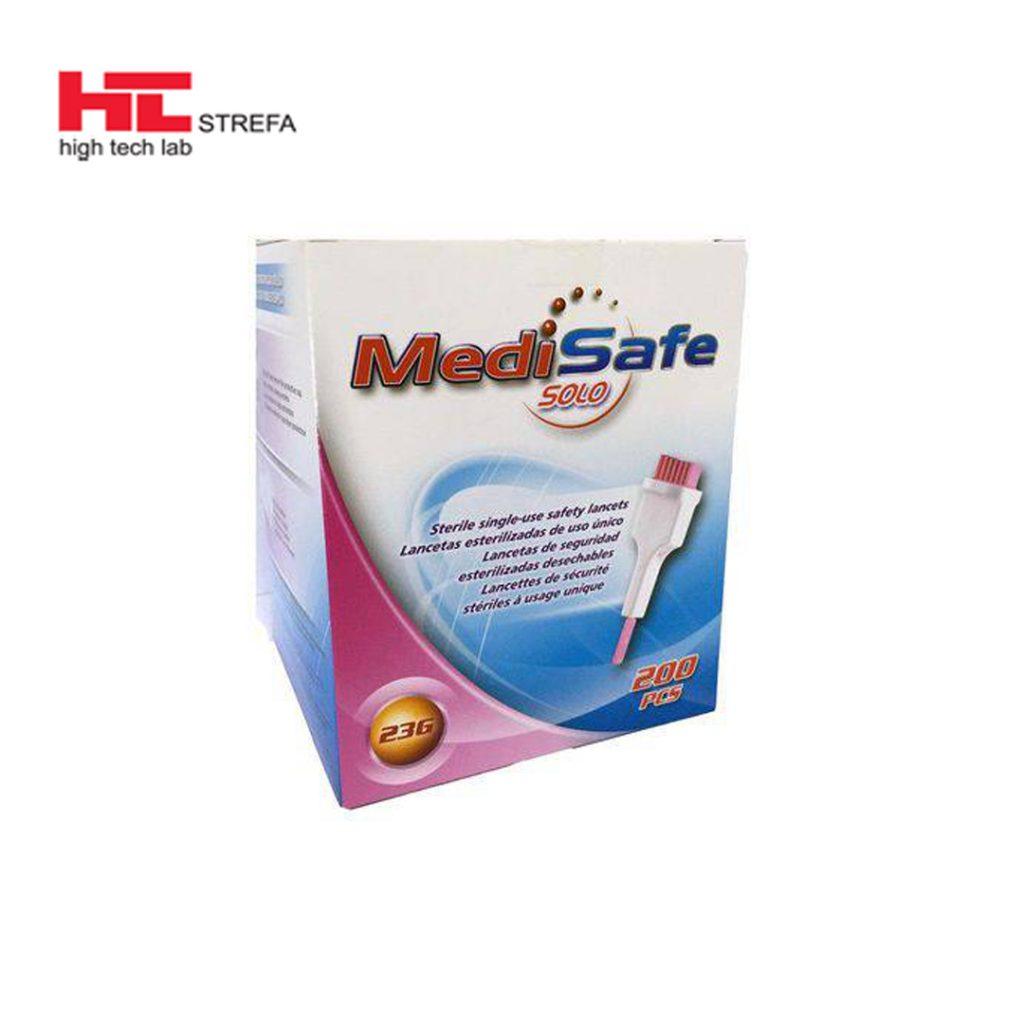 Strefa STF7546 – Medisafe Solo ( Pink) 29G/200s 1.5mm (Jarum sekali pakai)