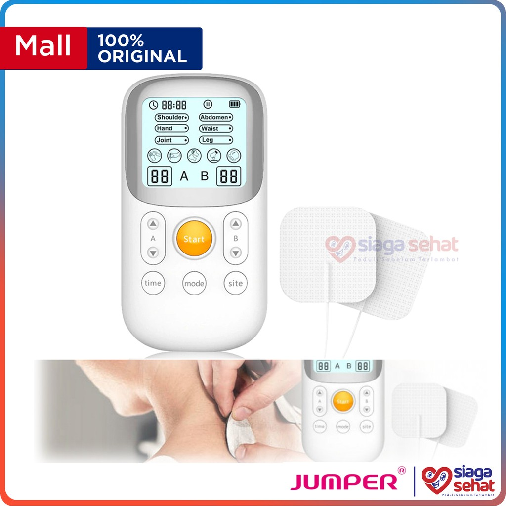 Alat Terapi Pijat Elektrik – Jumper Tens Theraphy Device JPD-ES200